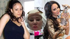 Žena touží vypadat jako panenka: Za plastiky už zaplatila už 7 milionů