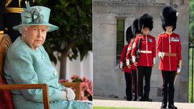 Drogy v královském paláci! Kokain a ketamin u bodyguarda samotné královny