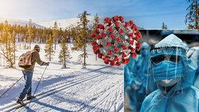 Imunologové varují kvůli koronaviru: Čeká nás temná zima. Druhá vlna bude smrtelnější?