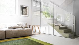 Moderní dům v Berlíně kombinuje staré prvky s aktuálním designem