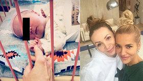 Dara Rolins se raduje z miminka: Do třetice se zadařilo! A je to kluk