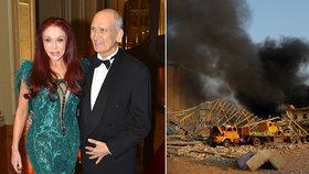 Rozhovor s Blankou Matragi přímo z Bejrútu, který zničila vražedná exploze