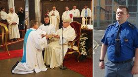 Bachař Petr se chce stát knězem: Faráři kdysi tajně pil mešní víno