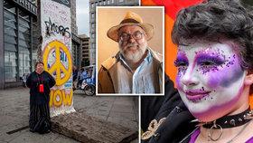 Slovo gay bylo tabu. Příběhy homosexuálů za socialismu vypráví výstava v rámci Prague Pride