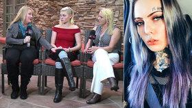 Krásnou tatérku (†23) v dětství znásilnili: Po mnoha letech spáchala sebevraždu!