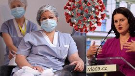 Koronavirové odměny v sociálních službách: Dvě miliardy si má rozdělit 94 tisíc lidí