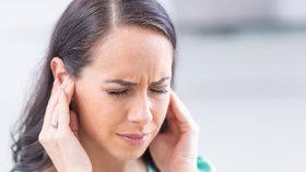 Zvoní vám v uších? Léčbu rozhodně neodkládejte
