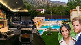 Harry a Meghan si pořizují tenhle zámek s 9 ložnicemi a 16 koupelnami za 330 milionů! Neuvěříte, kdo to platí!