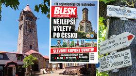 Rozhledna Černá Studnice slaví 115 let! Dohlédnete z ní až do Krkonoš