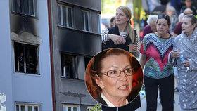 Nešťastná Steimarová po výbuchu v Holešovicích: Doma má plísně! Zvažuje náhradní řešení