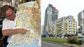 Kromě bytů i školy nebo parky. Magistrát chce, aby developeři budovali infrastrukturu v nových čtvrtích
