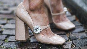 Podzimní hvězda mezi obuví! S mary janes zabodujete každý den