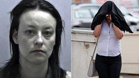 Nemravná asistentka učitelky (28) byla odsouzena za sex s žákem (15): Kupovala mu kokain a trávu