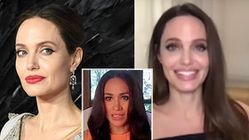Šokující proměna vyzáblé Angeliny Jolie! Zhlédla se ve vévodkyni Meghan?