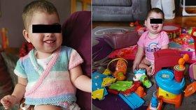 Holčička trpí vzácnou nemocí, kterou má jen pět dívek! Nikdo neví, co s ní bude