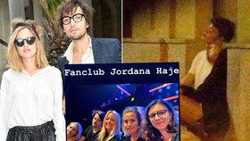 Emma Smetana po večerní schůzce s mladým Trojanem: Veřejné vyznání Jordanovi!