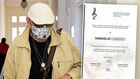 """""""Bylo to krásný, ale bylo toho málo,"""" chválil masového vraha Breivika: Souzený Miroslav (†57) zemřel"""