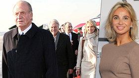 Španělský král Juan Carlos a jeho exmilenka: Dal mi miliardu! Bylo to z lásky