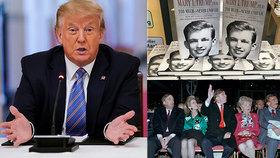 """""""Je krutý a lže,"""" šokuje na tajné nahrávce Trumpova sestra. Prezidenta líčí jako sociopata"""