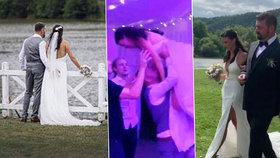 Napadená hvězda (27) z Ordinace se vdala! Došlo i na Hříšný tanec