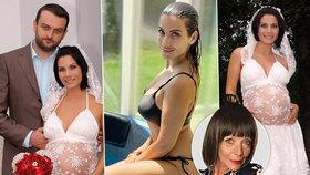 Eva Decastelo slaví 11. výročí svatby: Fanoušci se při pohledu na fotky vyděsili!