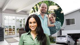 """Tady Meghan žila? Z """"chaloupky"""" do paláce: Dům z jejího dětství je na prodej!"""