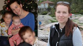 Maminka tří dětí Naděžda je už rok a půl nezvěstná: Zoufalý manžel poslal dojemný vzkaz