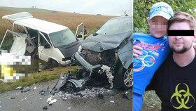 Řidič z dodávky smrti přišel na pohřeb obětí! Zemřel v ní jeho syn (†11) a další děti (†6, †10, †11)