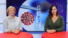 Infektoložka Roháčová: Koronavirus nechce zabíjet, chce přežít. Jak je to s mutacemi?