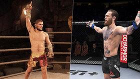 Krvavé bitky svalovců v oktagonu! Recenze UFC 4