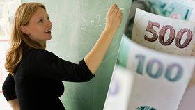 Plaga našel shodu s odboráři. Učitelé si příští rok přilepší, o kolik?
