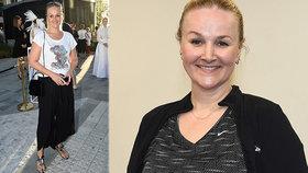 Linda Finková shodila 13 kilo! Nechtěla jsem vypadat jako bojler, tvrdí koučka z Tváře