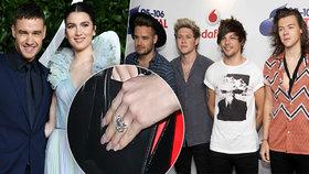 Fanynky v slzách, hezoun z One Direction se bude ženit! Za prstýnek dal balík