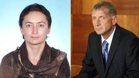 Nečekané spojení: Lékařka Peková a lobbista Janoušek míří k soudu. Kvůli krevním testům