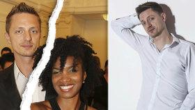 Krach manželství po 5 letech!? Hvězda Tváře Ondřej Ruml se měl rozejít s exotickou Kubánkou