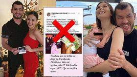 Vykořisťování čerstvé maminky? Na Bagárovou si došlápli podvodníci!