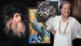 Leonardo da Vinci v sukni: Marta (75) vystudovala 7 univerzit, ovládá 6 jazyků a stále věří na lásku!