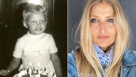 Tereza Maxová (49) slavila narozeniny: Tyto dvě fotky dělí neuvěřitelných 47 let!