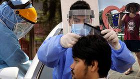 Lepší trasování, policejní drony a prokouslý jazyk: Martin popsal pandemii v Malajsii