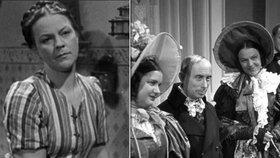 Tragická smrt filmové legendy: Annu Letenskou (†38) po natáčení zavraždili v koncentráku!