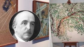 Život Vojtěcha Preissiga zlomili nacisté: Výstava ukazuje jeho poslední obraz, od kterého ho odvleklo gestapo