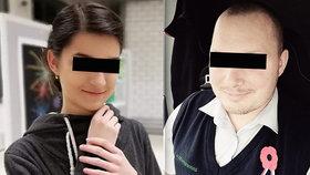 Pohřešované Čechy v Itálii našli mrtvé! Markéta (†17) a její přítel Tomáš (†40) se prý utopili