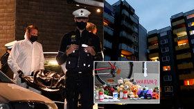 Strašná vražda pěti dětí v Solingenu: Matka jim před smrtí ještě připravila poslední snídani