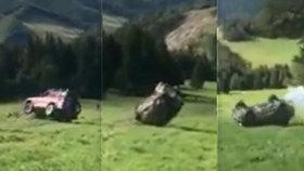 Děsivá nehoda záchranářů na Malé Fatře: Jde o chybu řidiče? Expert promluvil!