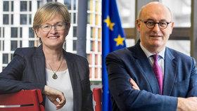 Rošáda v Evropské komisi: Irského europoslance Hogana nahradí McGuinessová