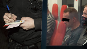Pokuty za nezakrytá ústa a nos! Pražští strážníci od 1. září řešili přes 2 tisíce porušení