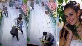 Schizofrenická misska se trápila kvůli neplodnosti: Pobodala prodavačku před zraky zákazníků!