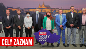 Návrat roušek, platy lékařů, covid a rakovina: Debata Blesku řešila i obavy Čechů