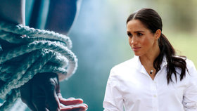 Děsivé tajemství vévodkyně Meghan: Únos teroristy jako trénink před svatbou!
