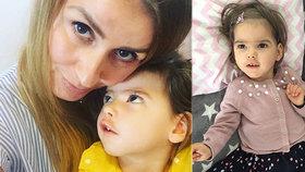 """Veronika zažila v porodnici peklo: Dcera Terezka se narodila """"mrtvá""""! Máma se bojí nejhoršího"""